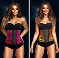 halloween latex waist cincher  corsets minceur body shapers for women weight loss bustier corset slimming espartilho