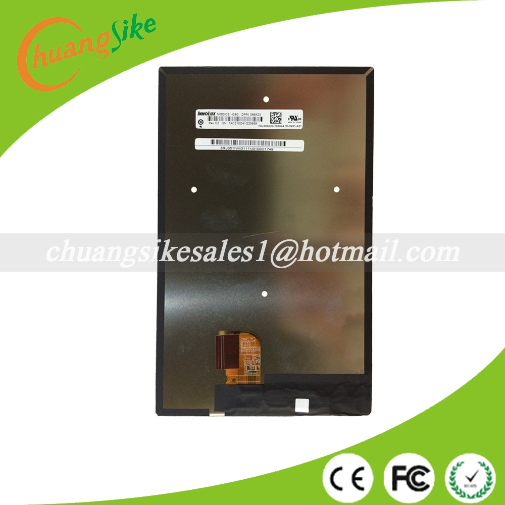 A+ 8 inch LCD Display Matrix For N080ICE-GB0 N080ICE tablet pc LCD Screen 1280X800 36PIN screen Replacement LCD Panel
