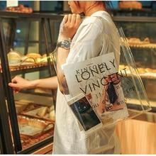 Multifunctional bag transparent storage 33*55cm