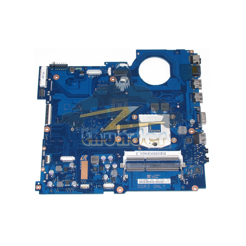 BA92-07700A BA92-07700B BA41-01435A for Samsung NP-RV509 laptop motherboard HM55 GMA HD DDR3 for samsung np305v5c laptop motherboard ba92 08724a ba92 08724b ba41 01681a 100