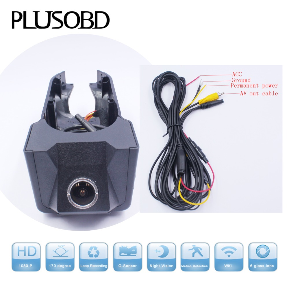 Car Dash Cam DVR Video Recorder for Mercedes Benz B Class (W245/W169,Year 2007-2012) with AV-OUT cable aa05a 048l 120s