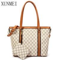 Luxury Big Totes Handbags Famous Brand Women Bags Designer Coin Purses and Handbags Large Capacity Women Shoulder Bags 2019