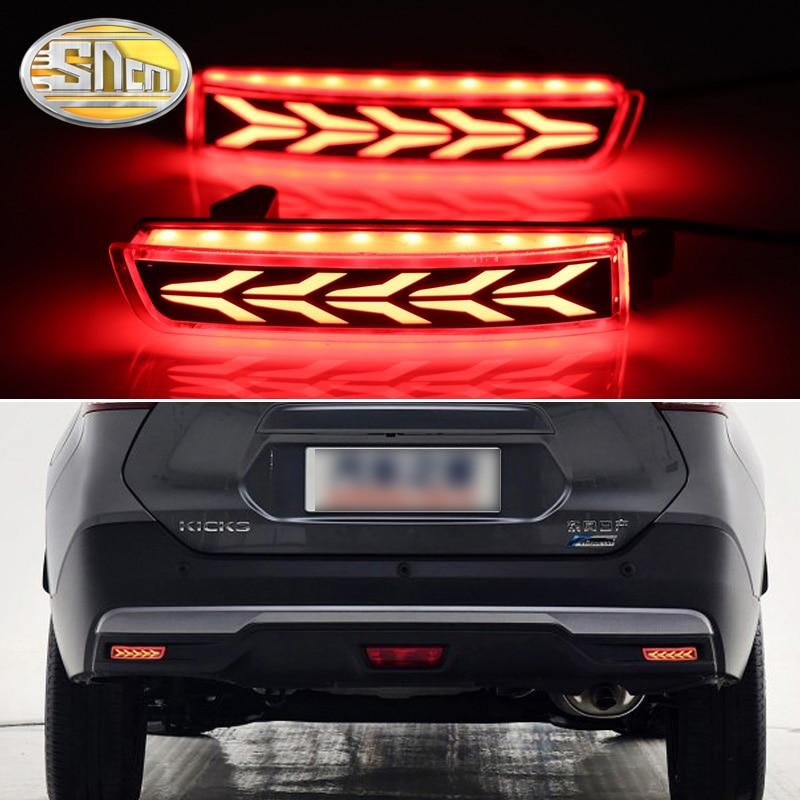 For Infiniti FX35 FX37 FX50 2009 2010 2013 Multi functions Car Tail Light LED Rear Fog