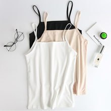Hot Summer Fashion Women White Black Soft Comfortable Tanks & Camis Simple Ladies Sexy Breathe Tops Body Clothes