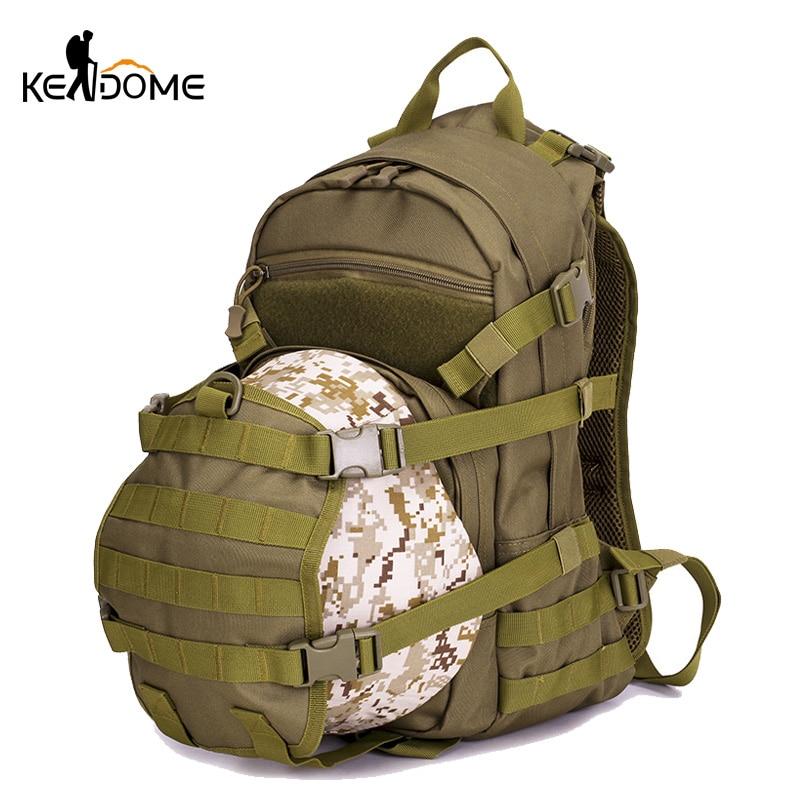 25L militaire sac à dos tactique imperméable à l'eau sacs à dos hommes armée sac Camping randonnée Trekking pêche chasse Mochila Tatica XA184D