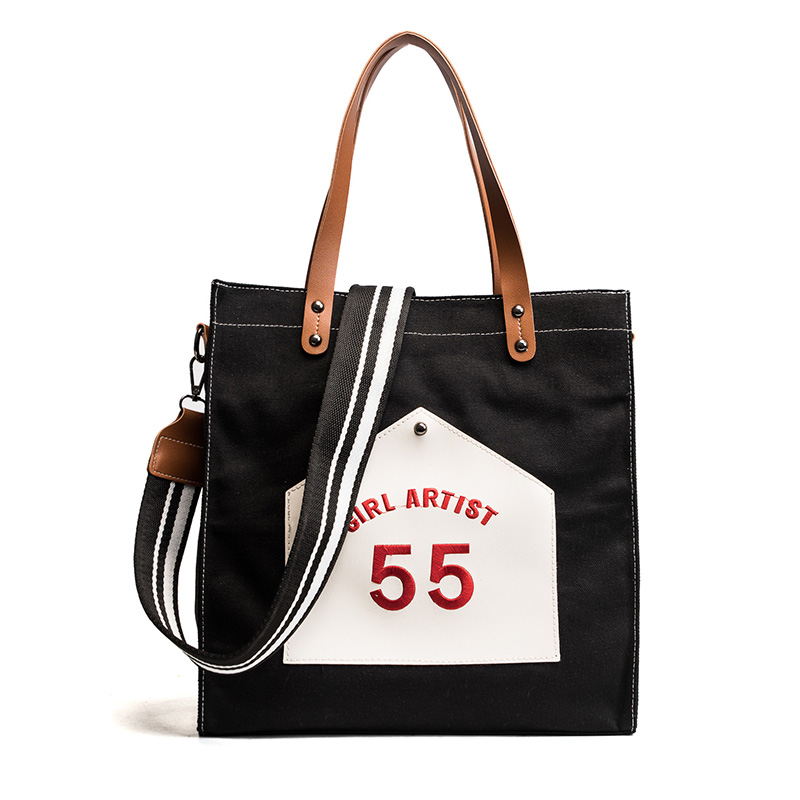 Our ReALIty 1 Canvas Large Tote Enviroment Friendly Girl School Bag Women Cartoon Printing Letter Bag EGT0116 augmented reality navigation