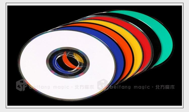 CD от пустой руки один комплект CD Магия фокусов реквизита