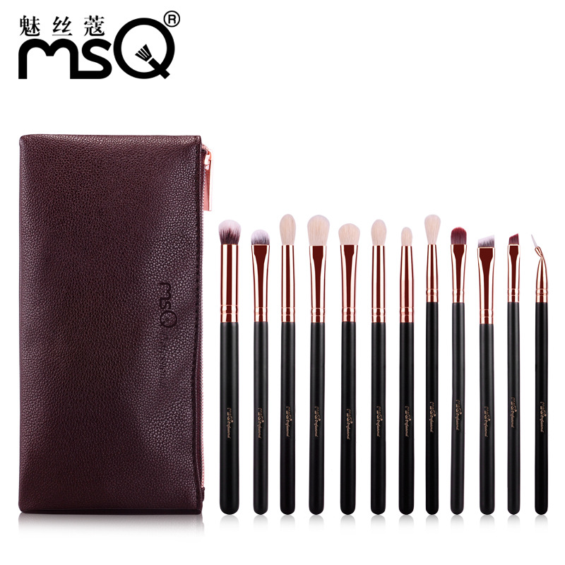Makeup Brush Sets Multipurpose Blush Brushes For Make Up Foundation Powder Cosmetics Brushes 12 PCs Brushes Kits With Travel Bag конструктор enlighten brick город 111 центр спасения мчс г13594