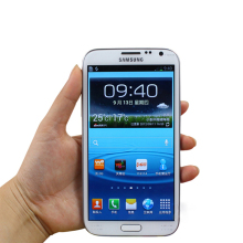 5.5'' Touch Screen N7100 original Samsung Galaxy Note2  Note II  N7100 cellphone Android 4.1Refurbished phone