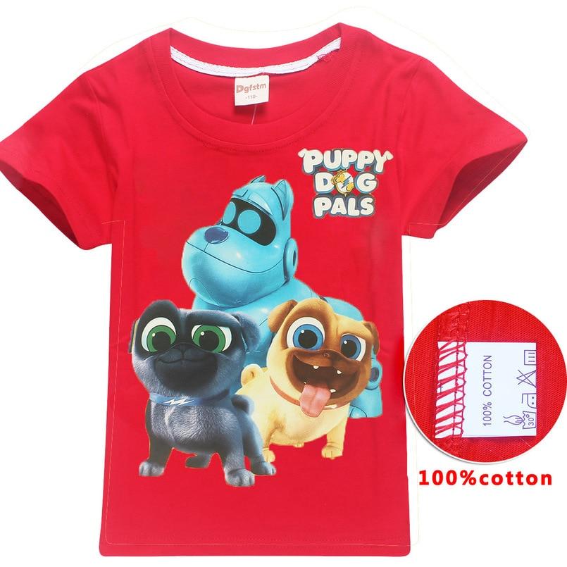The Secret Life Of Pets Puppy Dog Pals Tshi Children S T Shirts Boy