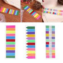 240pcs 12Colors Index Memo Pad Stickers