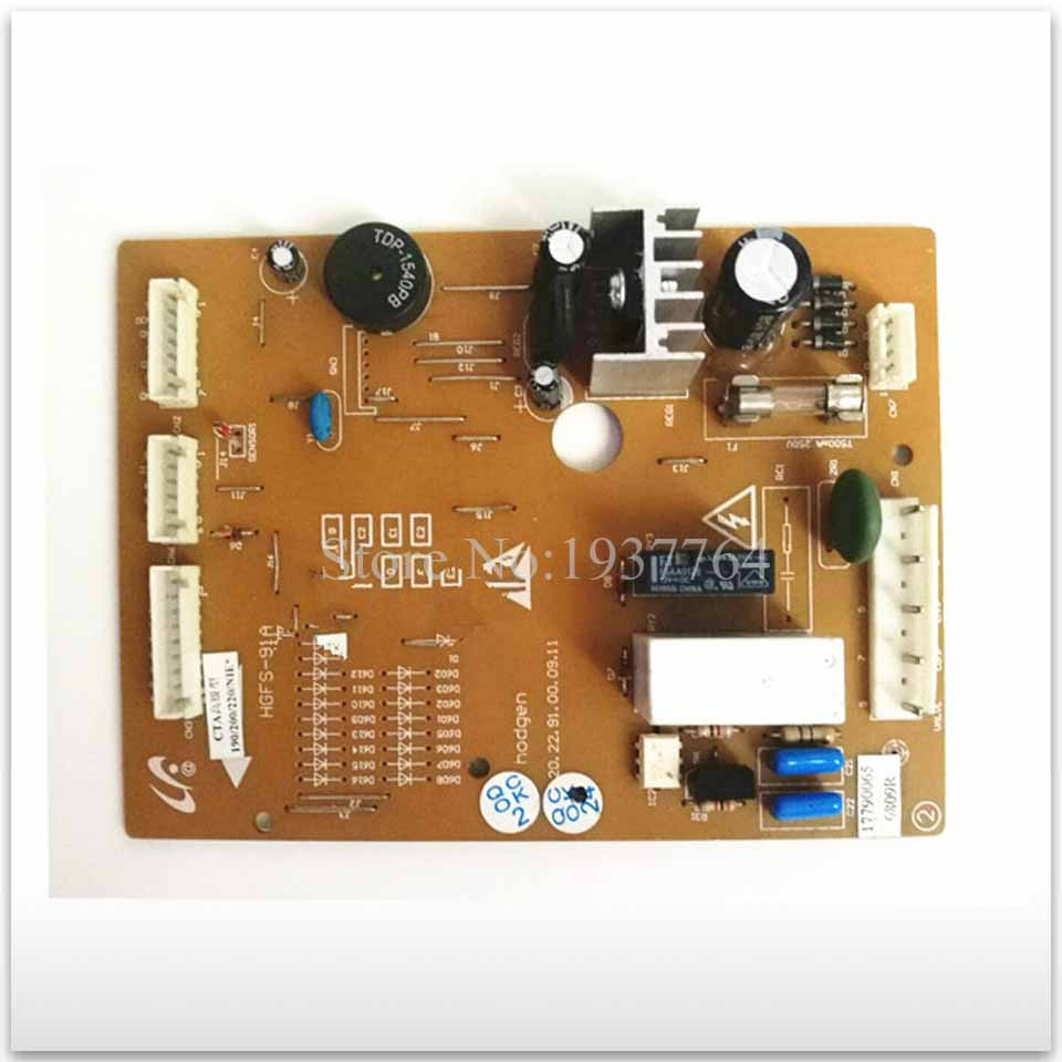 95% new for refrigerator computer board circuit board DA41-00345B good working 95% new good working 100% tested for samsung refrigerator pc board computer board da41 00428b ea52 ml pjt v5 0 95% new