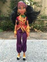 """Disney descendentes genie chic freddie 11 """"/28cm figura de ação brinquedo bonecas novo solto"""