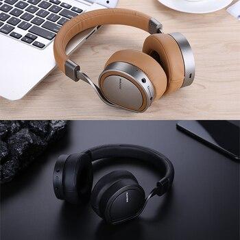 Cuffia Per Iphone | HiFi Stereo Bluetooth Cuffia Auricolare Senza Fili Super Bass Suono Handsfree Per Il IPhone Xiaomi Huawei