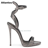 High Heels Women Sandals Summer Gladiator Heeled Sandals Female Platform Shoes Sexy Party Ladies Sandals