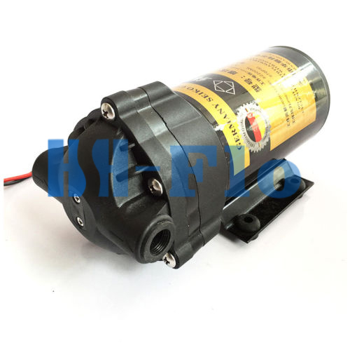 HSH Flo 24VDC 80PSI 400GPD Automatic Booster RO Domestic Diaphragm Water Pump