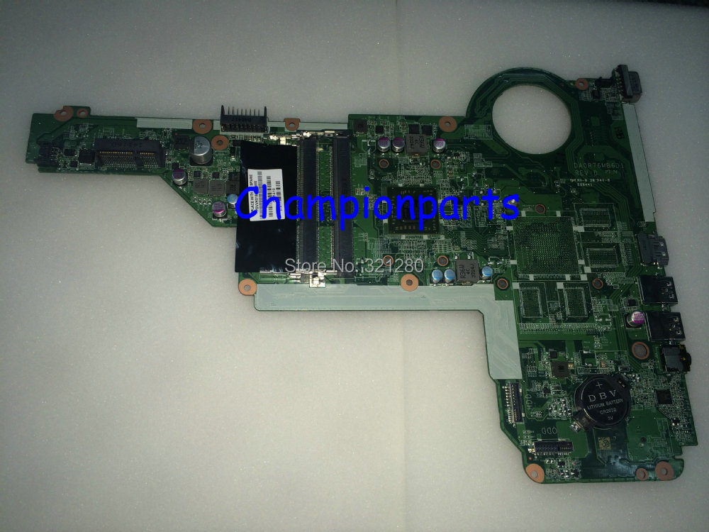 A0R76MB6D1 REV : D REV : D Available + New !!! Free Shipping Laptop Motherboard For HP Pavilion 15-E 15Z-E Notebook D