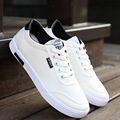 HOT Fashion Men Casual Shoes Skateboard Canvas Shoes White Basket Male Breathable Trainers Zapatillas Deportivas Hombre NO LOGO