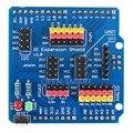 Датчик Щит IO Щит IO Доска База Щит Расширение Датчик Доска Совместим с Arduino UNO/Леонардо/Mega2560