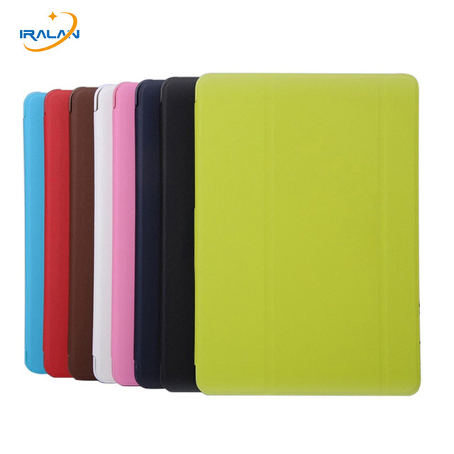 2018 New Business Folding Ultra Slim Smart PU Leather Case Book Cover For Samsung Galaxy Tab 4 10.1 T530 T531 T535 + Stylus
