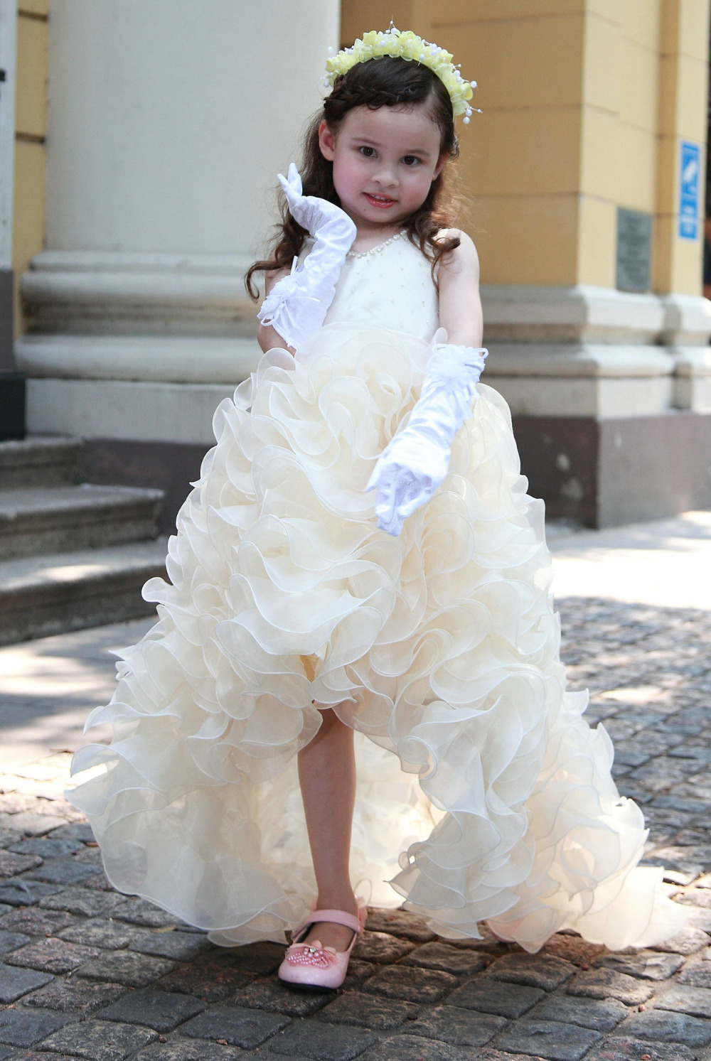Baby sale cute girls clothes new summer 2015 free shipping for Dresses for wedding for kids