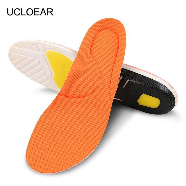 Sport Breathable Insoles Comfortable Outdoor Memory Foam Shoe Insole Arch  Support Insole Sweat Absorbant Running Shoes Pad XD62 c22c70e094a3