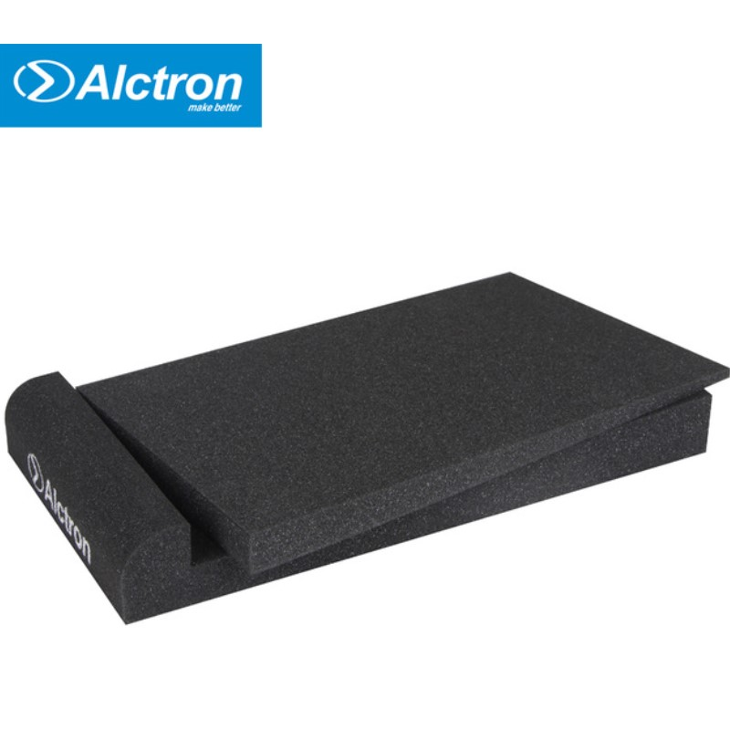 Alctron EPP05 Professional Studio Monitor Speaker Panel Acoustic Foam Shockproof Sound Isolation Pad For 5 Inches Studio Monitor