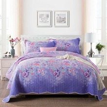 Purple quilted bedspread online shopping-the world largest purple ... : purple quilted bedspreads - Adamdwight.com