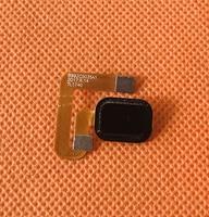 Usado botão do sensor de impressão digital original para leagoo s8 mt6750t octa core 5.7 hd hd hd frete grátis