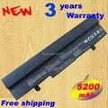 Negro 5200 mAh batería para Asus Eee PC 1001 p x 1001 p 1001 1005 1005PEG 1005PR 1005PX AL31-1005 AL32-1005 ML32-1005 PL32-1005