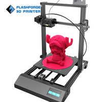 Flashforge THor DIY kit 3D Printer Large Size 300*300*400 mm high precision 3D Drucker