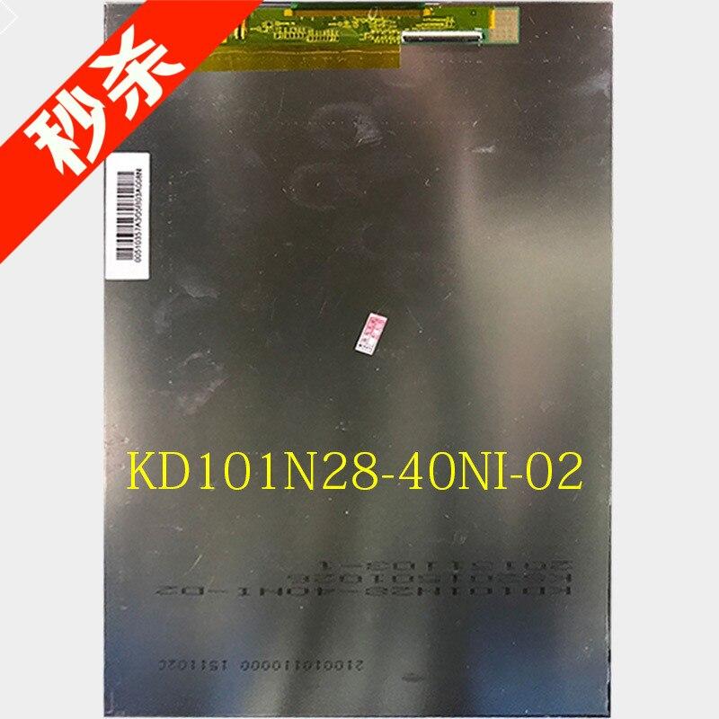 все цены на original new free shipping 10.1 inch flat screen computer screen display screen number: KD101N28-40NI-02 онлайн