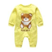Newborn baby Long Sleeve Rompers