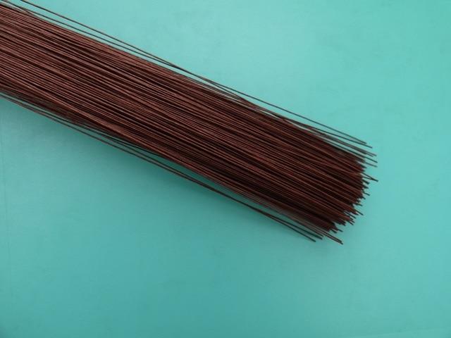 24 gauge brown florist wire wholesale 300pieces wreath wire-in ...