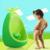 Venda quente Meninos Potty Higiênico Mictório Mictório Urina Do Bebê Criança Tipo De Suspensão de Parede Vertical Pé Do Bebê Potty Higiênico Frete Grátis
