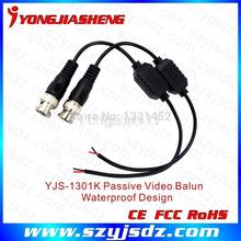 5 Pairs Waterproof design UTP Video Balun mini video balun transceiver