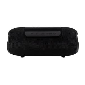 Image 4 - NBY אלחוטי Bluetooth רמקול סאב נייד רמקול עם מיקרופון חיצוני רמקול קול מערכת 10W סטריאו מוסיקה סראונד