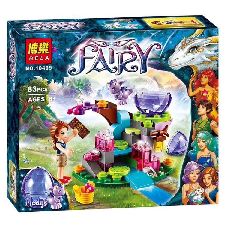 Pogo Lepin BELA 83pcs Emily Jones & Baby Wind Dragon 41171 Elves Girls Friends Building Blocks Bricks Toys Compatible Legoe lepin bela 83pcs emily jones