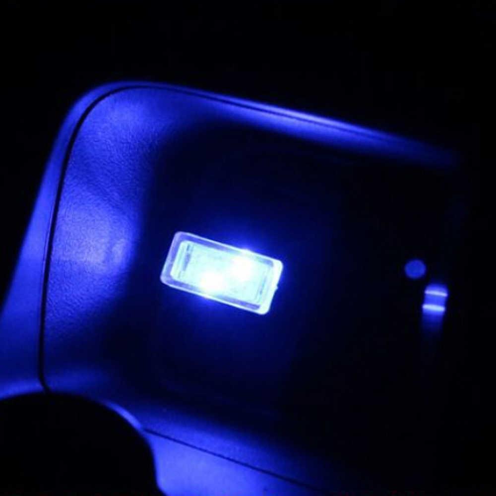 Car styling USB Lampada Decorativa di Illuminazione Luci D'atmosfera A LED per Mazda 2 3 5 6 CX-3 CX-4 CX-5 CX5 CX-7 CX-9 Atenza Axela