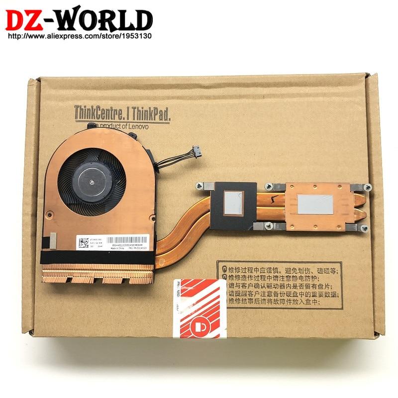 New Original for ThinkPad E480 E580 SWG Discrete Graphics Heatsink CPU Thermal Cooler Cooling Fan 01LW123
