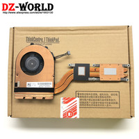 New Original for ThinkPad E480 E580 SWG Discrete Graphics Heatsink CPU Thermal Cooler Cooling Fan 01LW123 01LW122 01LW124