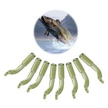 50pcs Carp Hook Sleeve Tackle Fishing Swivel Carp Fishing Accessories Fish Tool