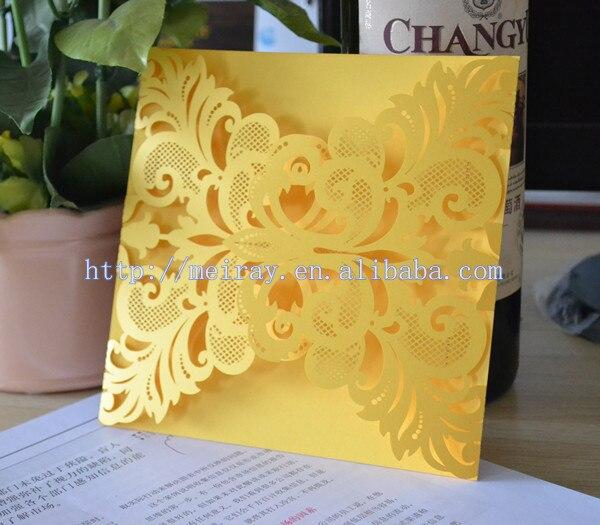 aliexpress : buy lemon yellow wedding theme card ,yellow,