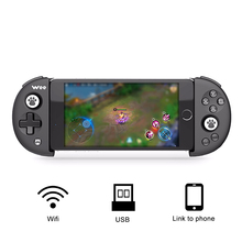 Flydigi Wee Bluetooth Wireless Gamepad Non-vibration Stretchable Handle Game Pad Joystick Controller For Smartphone Android IOS