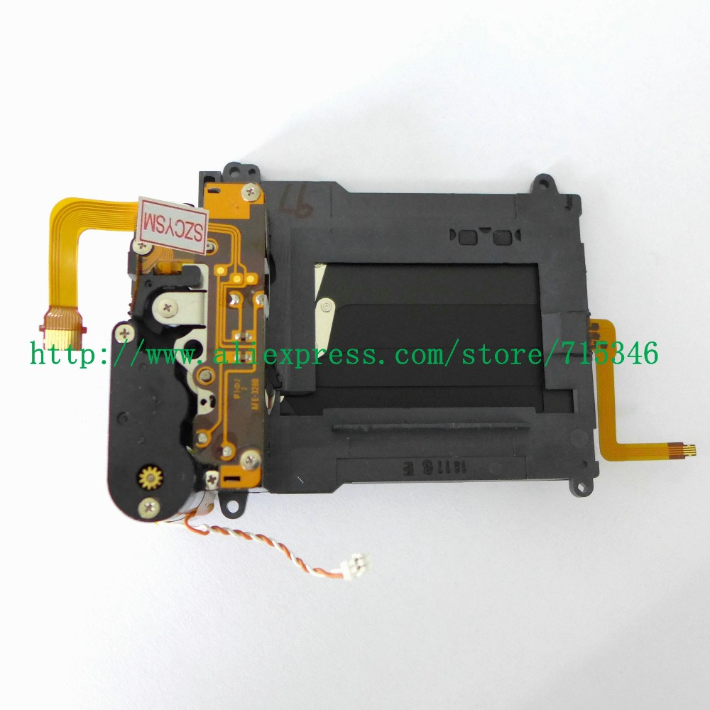 Shutter Assembly Group For Nikon D750 Digital Camera Repair Part