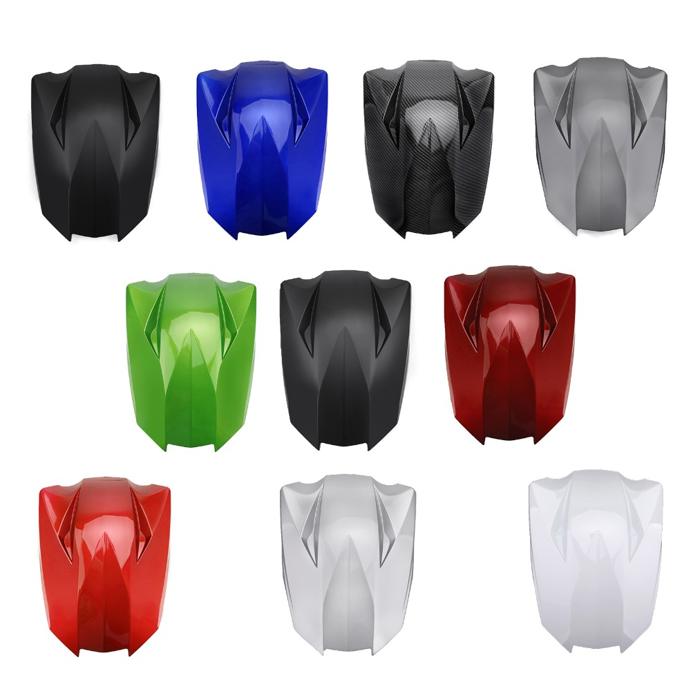 Areyourshop Motorcycle ABS plastic Rear Tail Solo Seat Cover Cowl Fairing For Kawasaki Z1000SX 2010 2016