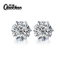 2017 hot brand jewelry  luxury austrian crystal earrings for women stud earrings for girls giftE361