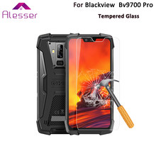 Alesser For Blackview Bv9700 Pro Tempered Glass Premium Film Scratch-proof Protective Steel Film For Blackview Bv9700 Pro Phone(China)