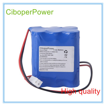 Replacement For ECG Machines 5200mAh New Electrocardiogram machine battery for GT5000