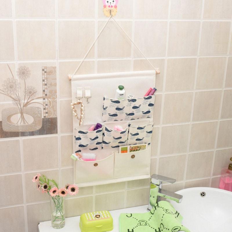 1Pcs-Wall-Hanging-Storage-Bag-Cotton&Linen-Art-Art-Makeup-Home-Decorating-Wall-Pocket-Waterproof-Bathroom-Makeup-Organizer-HG0462- (2)